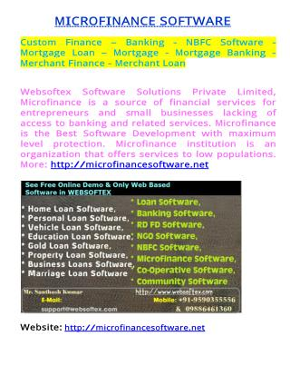 Funds 1 Unsecured loans Evaluation